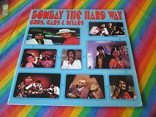BOMBAY THE HARDWAY LP DJ SHADOW WAX CARS AND SITARS
