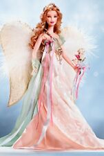 Mattel Golden Angel Barbie Doll Pink Label 2006 6+  J9187