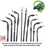 New Honda CLR 125 W City Fly 1998 125cc Hi-Quality Throttle Cable / Pull Cable