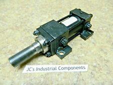 "Schrader Bellows    1-1/2""  bore   X   1""  stroke   pneumatic cylinder"