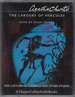 Agatha Christie Labours Of Hercules Capture Of Cerberus 2 Cassette Audio Book