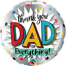 Qualatex 18 Inch Foil Balloon - Thank You Dad for Everything