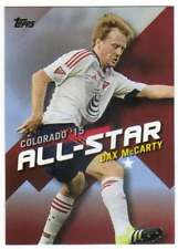 2016 Topps MLS Soccer All Stars #MLSA-14 Dax McCarty New York Red Bulls