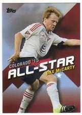 2016 Topps MLS Soccer All Stars #MLSA-14 Dax McCarty New York Red Bulls