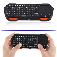 Wireless Mini Keypad Keyboard Bluetooth Touchpad For HT PC Android TV Box Mouse