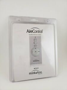 MinkaAire RCS223 Hand Held 256 Bit AireControl Ceiling Fan Remote - White