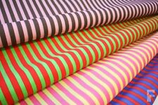 Unbranded by the Metre Polycotton Striped Craft Fabrics