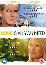 DVD:LOVE IS ALL - NEW Region 2 UK