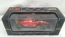 1/43 ONYX 138 FERRARI F92A IVAN CAPELLI 1992 COLLECTION