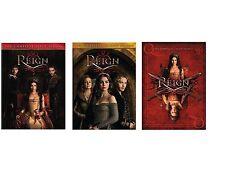 Reign TV Series ~ Complete Season 1-3 (1 2 3) BRAND NEW DVD SET