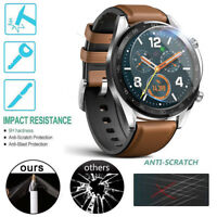 5PC Explosion-proof TPU Screen Protector Full Coverage Film For Huawei Watch GT