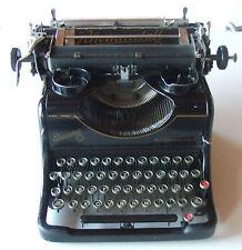 uralte Schreibmaschine Firma Rheinmetall - funktionsfähig - in gutem Zustand