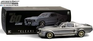GreenLight 1:12 Gone in Sixty Seconds (2000) - 1967 Ford Mustang Eleanor 12102