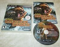 Cabela's Dangerous Hunts 2013 for Playstation 3 Fast Shipping!
