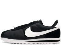 New Nike Cortez Nylon Black/White 819720-011 Shoes Men