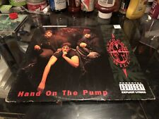 """CYPRESS HILL - HAND ON THE PUMP / REAL ESTATE - NM VINYL 12"""" HIP HOP 1991"""