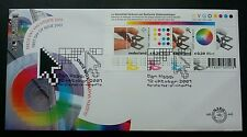 Holland Optical Instruments 2001 Netherlands Color View Design (miniature FDC)