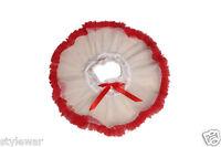 Girls Underskirt Swing Vintage Petticoat Rockabilly Tutu Skirt Net Age 3-8 Years