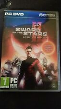 Sword of the Stars II Lords of Winter - Limited Edition - PC Game - Second Hand