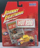 2003 NEW Johnny Lightning Hot Rod Magazine Bonneville Speed Coupe 2 1:64