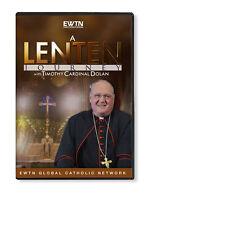 A LENTEN JOURNEY W/ CARDINAL TIMOTHY DOLAN: AN EWTN 1-DISC DVD