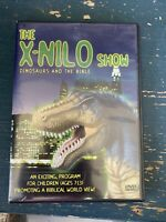 Answers in Genesis The X-Nilo Show: Dinosaurs and the Bible (DVD, 1998)