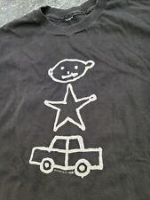 Vintage 1991 U2 Zoo Tv Concert Tour Shirt Xl Rock Band Rap Tee Double Sided Ss
