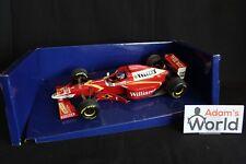 Minichamps Williams Mecachrome Show car 1998 1:18 #1 Jacques Villeneuve (CAN)
