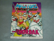 MOTU....MASTERS OF THE UNIVERSE, THE HORDES OF HORDAK, He-Man, Comic