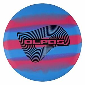 ALPAS Putt and Approach Disc in Flexible StayPut Rubber from Divergent Discs