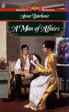 A Man of Affairs (Signet Regency Romance) by Barbour, Anne