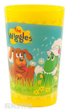 The Wiggles Tumbler Cup Kids Girls Boys Wags the Dog Dorothy the Dinosaur New