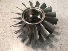 Allison Rolls Royce A250 C20 C20B Turbine Engine Compressor Wheel, PN 6871490