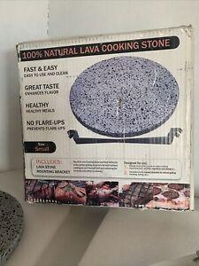 100% Natural Lava Cooking Stone, Measures 9' In Diameter.