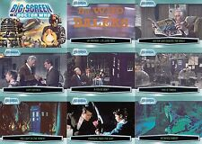 DOCTOR WHO BIG SCREEN 2003 STRICTLY INK COMPLETE BASE CARD SET OF 100 TV