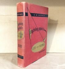 Psychology Applied To Life And Work 2nd Edition 1950 HC VG vintage book