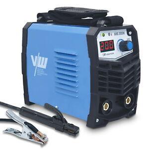 Elektrodenschweißgerät, MMA Elektrode 200A, IGBT | ARC 200K B-WARE
