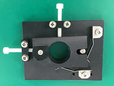 """Adjustable Laboratory 1-inch Laser/Optical Filter on adjustable XY mount 1"""" 1in"""