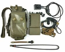 MILITARY FIELD RADIO SEM52A SEL GERMAN ARMY BUNDESWEHR HANDSET VHF TRANSCEIVER