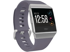 FITBIT Ionic, Fitness Tracker, Elastomer, S/L, Blue Gray/White
