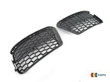 BMW X1 E84 NEW GENUINE FRONT M SPORT BUMPER SIDE GRILL SET N/S LEFT+ O/S RIGHT
