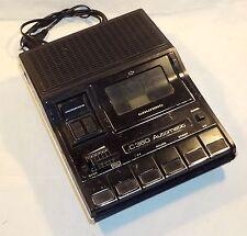 VINTAGE 1977 GRUNDIG C360 AUTOMATIC CASSETTEN RECORDER * GRUNDIG PORTUGAL * WORK