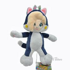 "New Super Mario Bros. Plush Doll Stuffed Toy CAT Princess Rosalina 9"""
