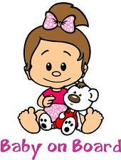 BUNTE Babyaufkleber,Kinderaufkleber,Autoaufkleber,Geschwisteraufkleber GAB76
