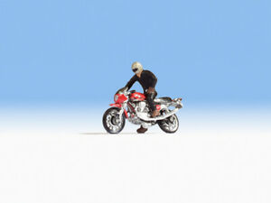 Noch 15913 Moto Guzzi 850 le Mans,Figurines H0 (1:87)