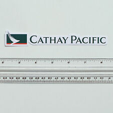 Cathay Pacific Hong Kong Travel Airline Flight Luggage Label Decal STICKER #2514