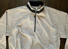 Lone Cypress Men's Golf Windproof Pullover Jacket - Size Large