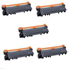 5 Toner per Brother TN2320 HL-L2300D L2340DW L2360DN MFC-L2700DW L2720DW L2740DW
