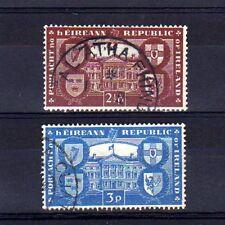 IRLANDE - EIRE Yvert n° 110/111 oblitéré