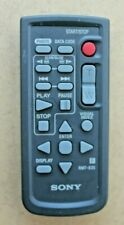 SONY RMT-835 Wireless Remote Control for Handycam HDR SR PC DVD HC Original OEM
